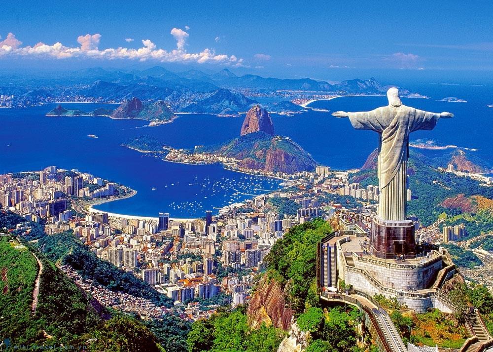 Du lịch Brazil
